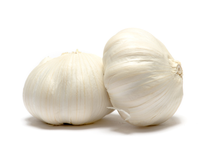 garlic 2 bulbs