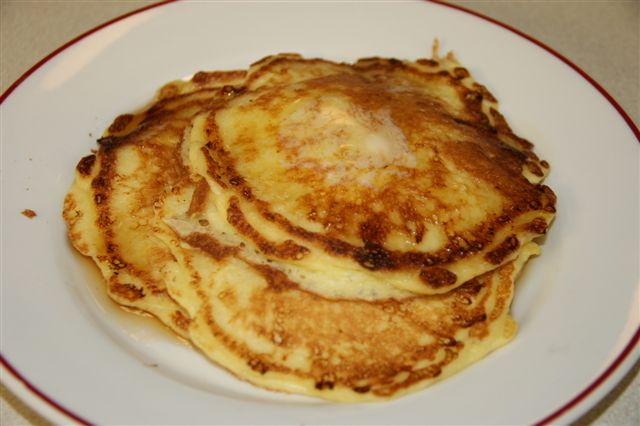 7 pancake finished small